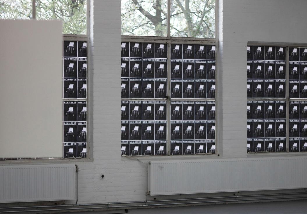 Non-Issue / event / maurice bogaert / geen overzicht / de fabriek / eindhoven / 2014