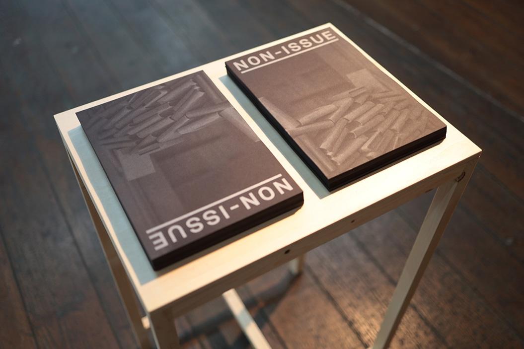 Non-Issue / Kunsthal45 / Den Helder / Maurice Bogaert / 2020
