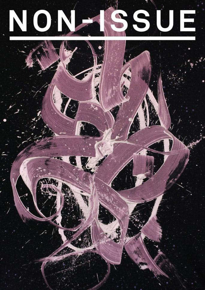 "Non-Issue / Magazine / #065 / cover: Niels ""Shoe"" Meulman / 2019"