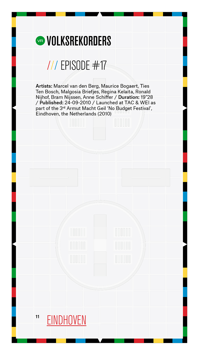 Volksrekorders / Brochure / Page / 2018