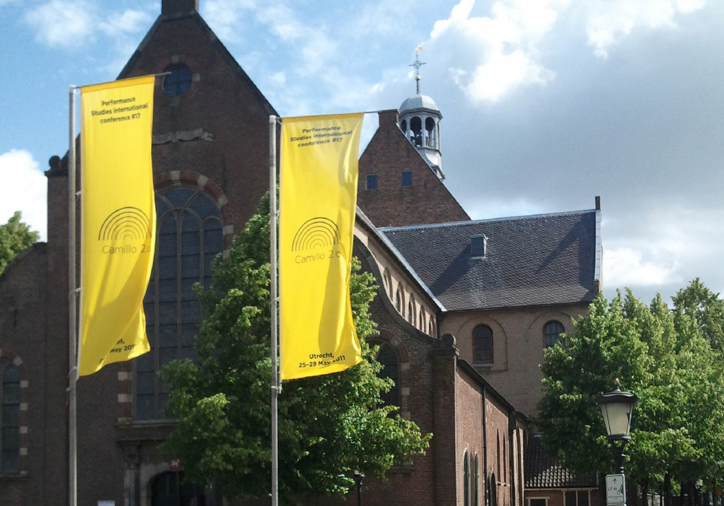 PSi #17 / Camillo 2.0 / Universiteit Utrecht / Festival Aan De Werf