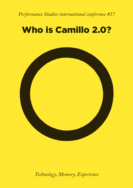 PSi #17 / Camillo 2.0 / Programma / Cover: Who Is Camilla 2.0 / 2011