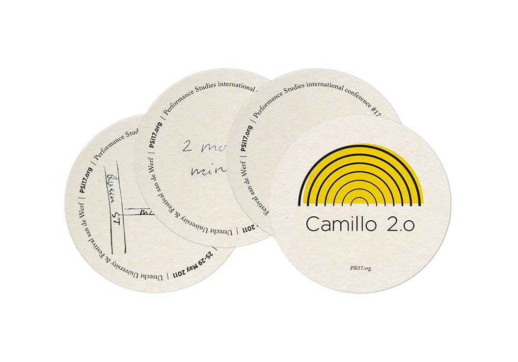 PSi #17 / Camillo 2.0 / Merchandise / 2011