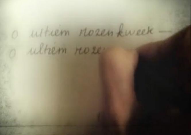 Trujillo Poëem / Stop-motion animatie / Video still / Marcel van den Berg / Astrid Lampe / 2008