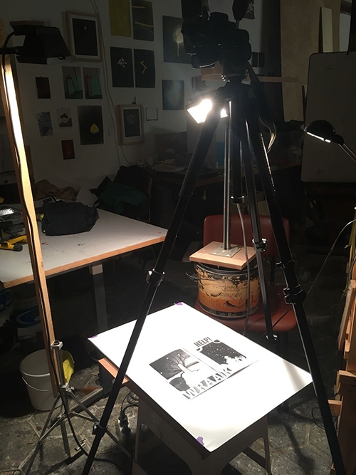 Anders Zine / Ronald Nijhof / Studio