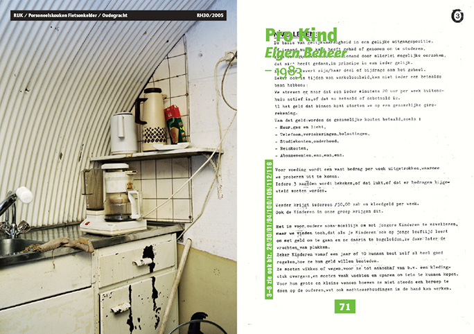 RIJK / Publication / Bram Nijssen / Rob Hornstra / 2005