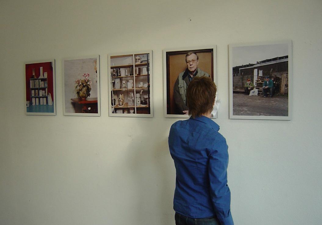 RIJK / Presentatie / Fotografie / Bram Nijssen / Rob Hornstra / Expodium / 2005