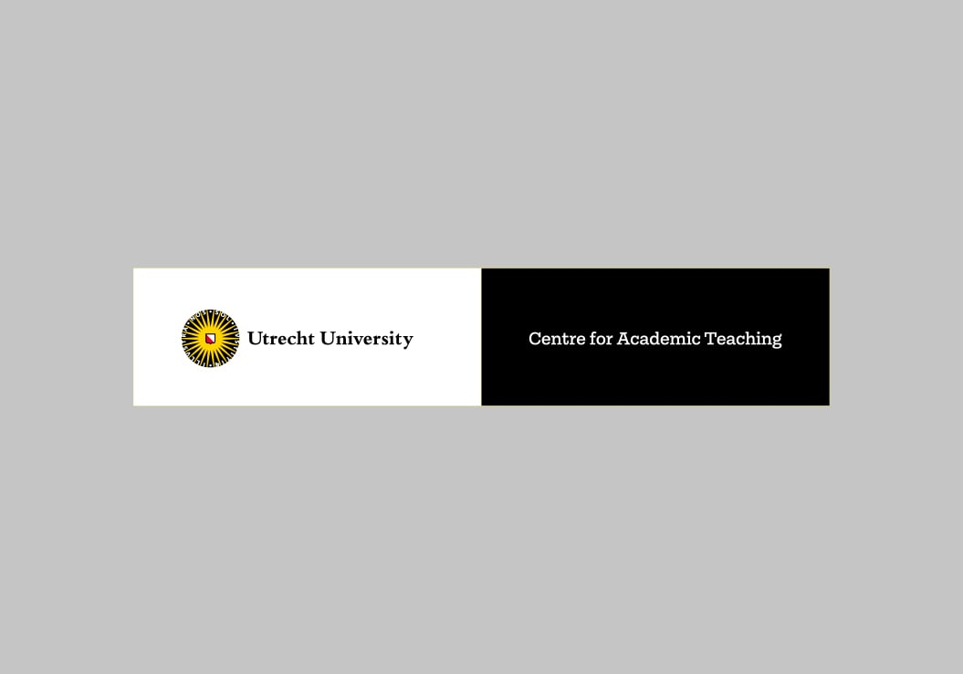 Universiteit Utrecht / Brand architecture / Centre for Academic Teaching / 2017