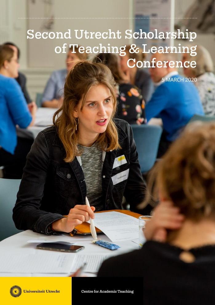 Universiteit Utrecht / Brochure / Centre for Academic Teaching / Symposium / 2020