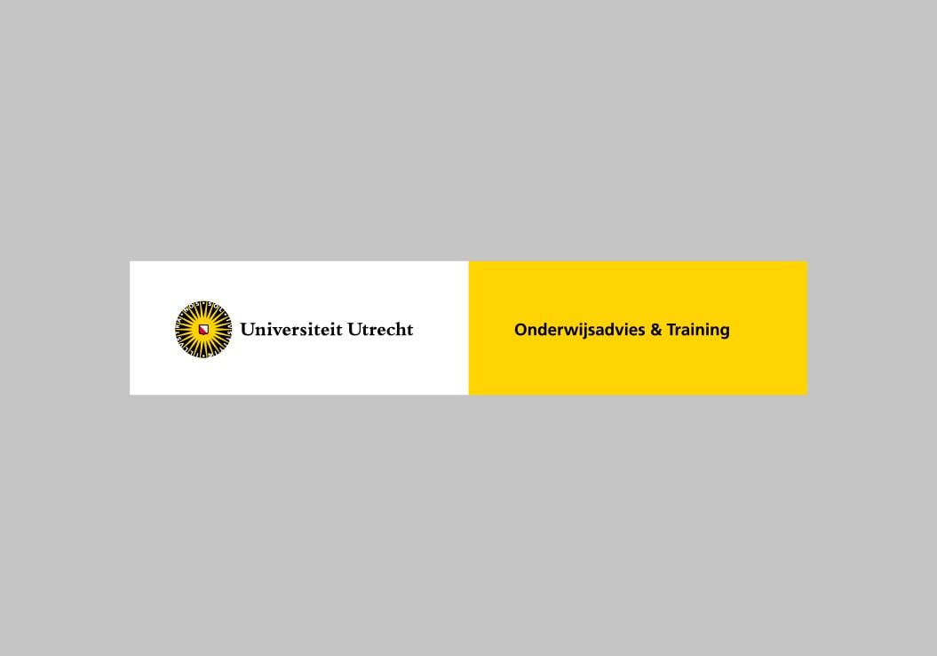 Universiteit Utrecht / Merkarchitectuur / Onderwijsadvies & Training / 2017