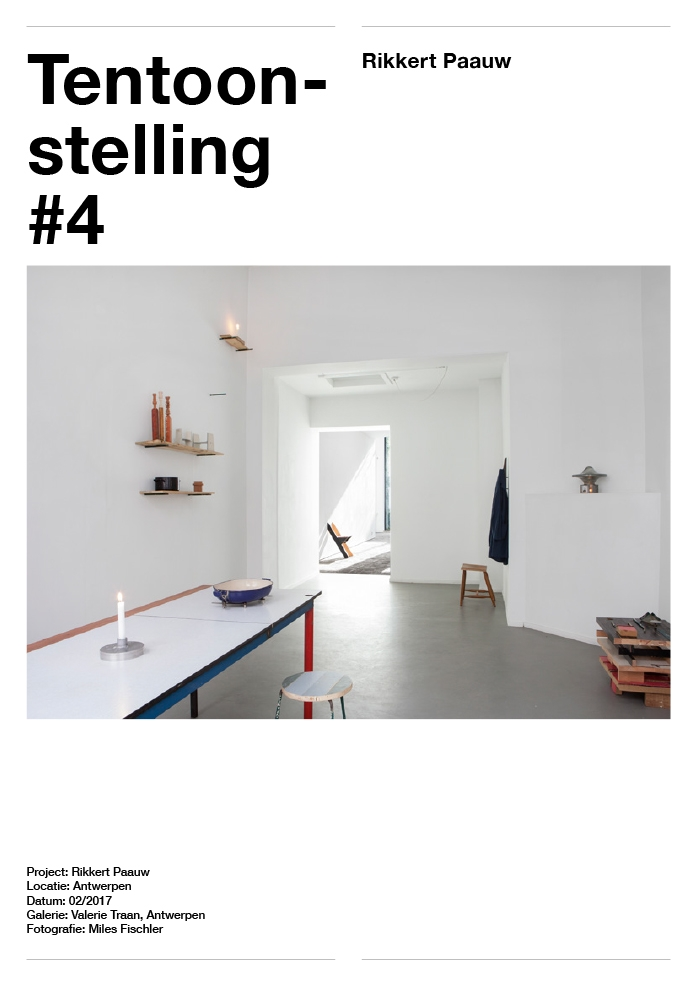 Rikkert Paauw / Portfolio / 2021