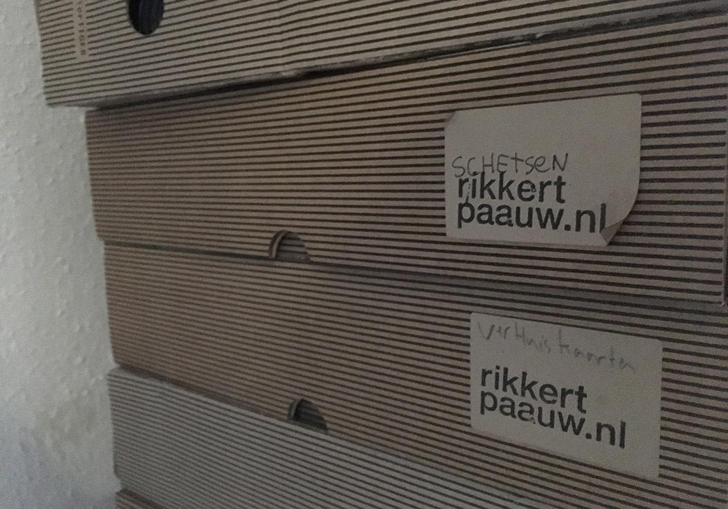Rikkert Paauw / Stationary / Utrecht / 2018