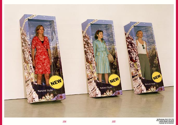 Niet Normaal / Publicatie / Job Koelewijn / 2009