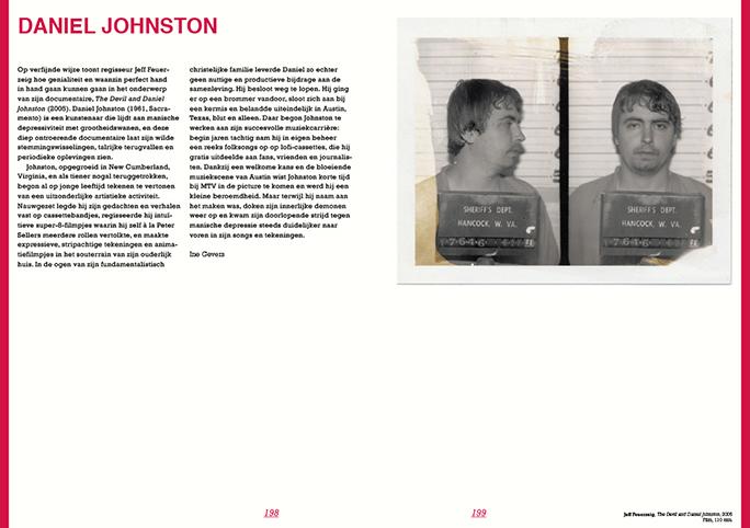 Niet Normaal / Publicatie / Daniel Johnston / 2009