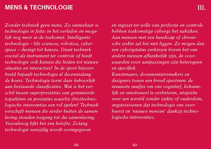 Niet Normaal / Publicatie / Mens & Technologie / 2009