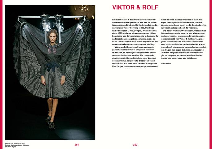 Niet Normaal / Publicatie / Victor & Rolf / 2009