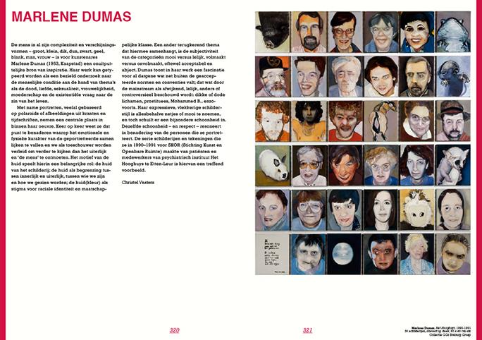 Niet Normaal / Publicatie / Marlene Dumas / 2009