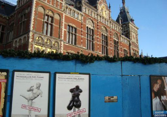 Niet Normaal / Campagne / Amsterdam / Posters / 2009