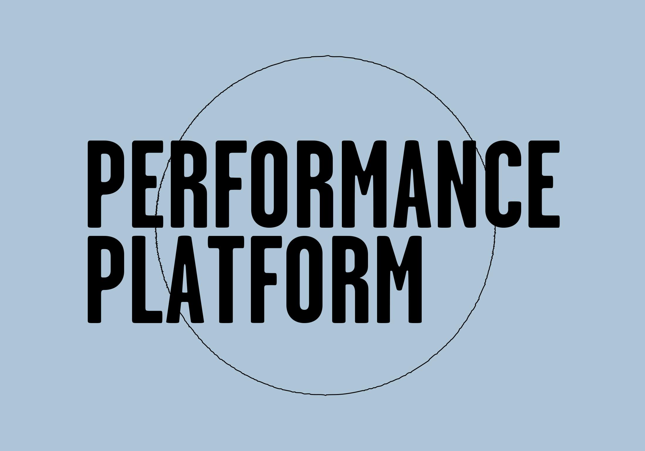 Performance Platform / Banner / 2014