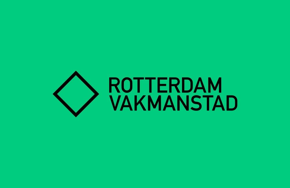 Rotterdam Vakmanstad / Re-styling / Stationary / 2018