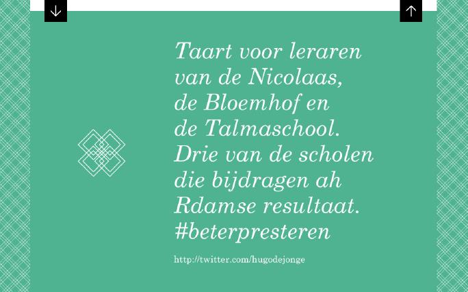 Rotterdam Vakmanstad / Website / Projecten, Trajecten / 2012