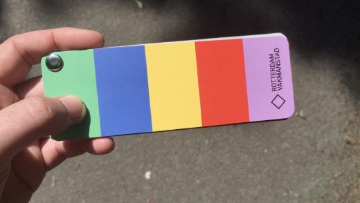 Rotterdam Vakmanstad / Doen-denken / Brochure / 2018