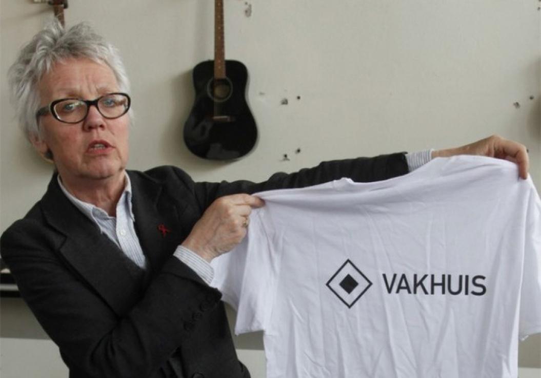 Rotterdam Vakmanstad / Wearables / Vakhuis / 2013