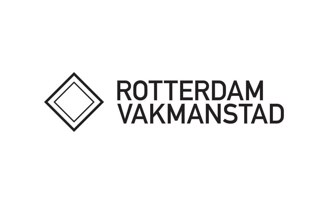 Rotterdam Vakmanstad / Visuele Identiteit / Typologie / 2012