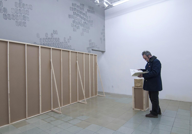 Maurice Bogaert / Publication / Strange Tales From My Chinese Studio / Black Sesame / Beijing / 2014