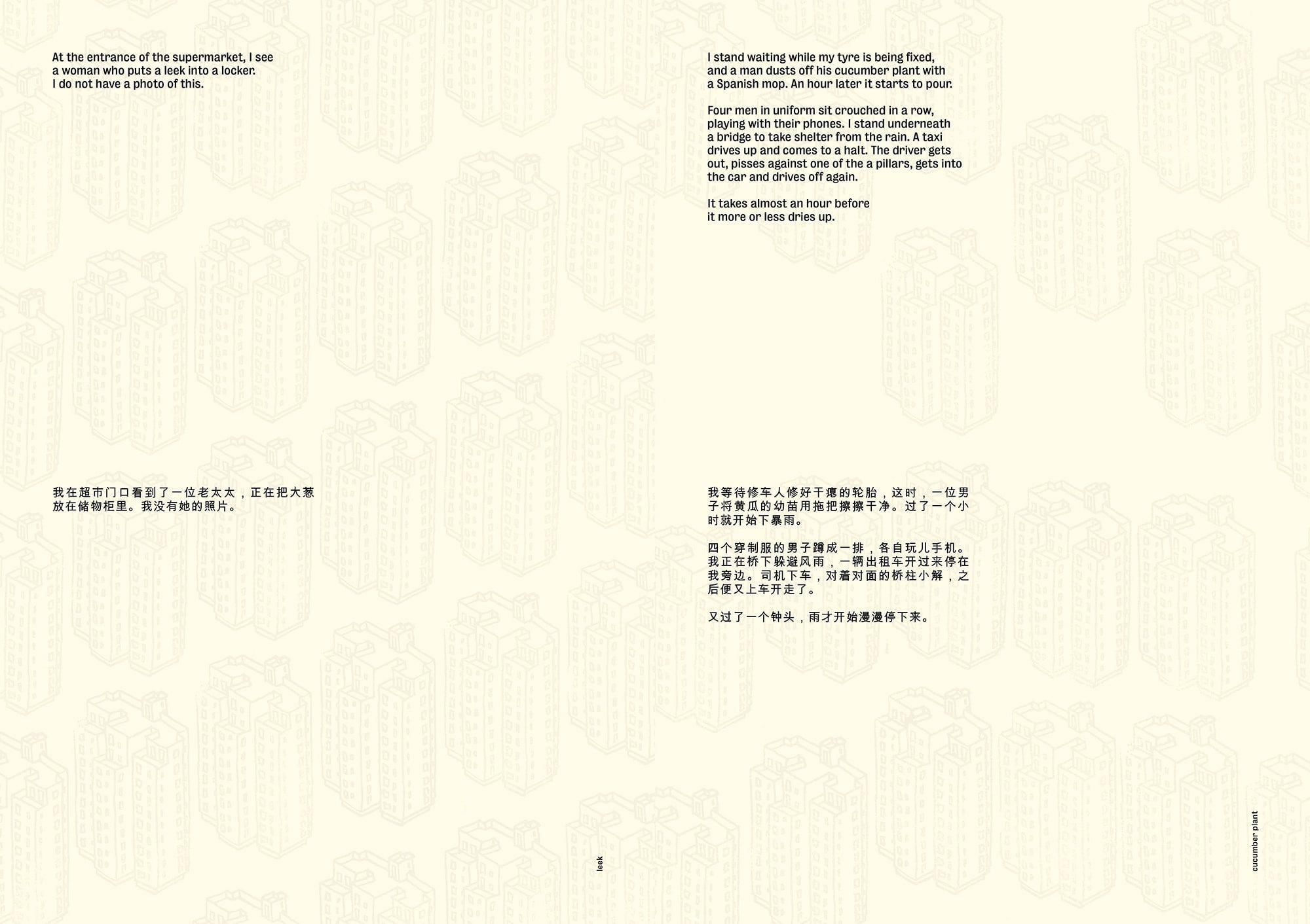 Maurice Bogaert / Publicatie / Strange Tales From My Chinese Studio / Black Sesame / Beijing / 2014
