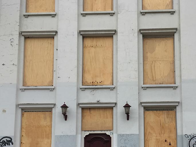Betreten Verboten / Found Object / Berlin