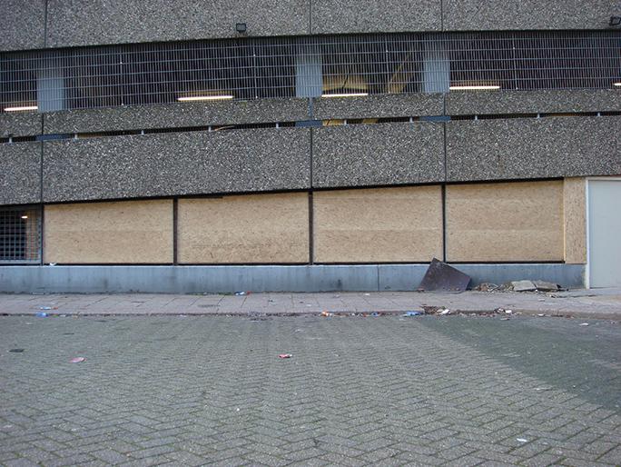 Betreten Verboten / Found Object / Düsseldorf