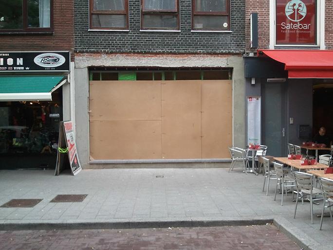 Betreten Verboten / Found Object / Bilthoven
