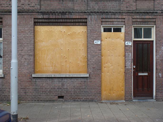Betreten Verboten / Found Object / Utrecht