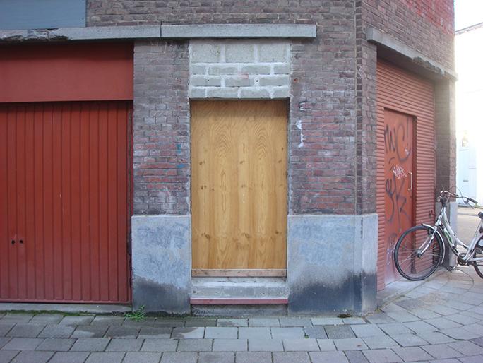 Betreten Verboten / Found Object / Venlo