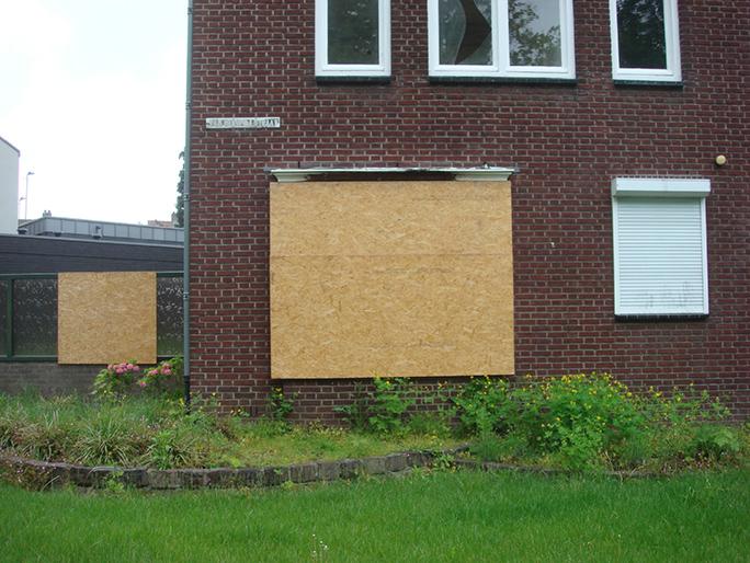 Betreten Verboten / Found Object / Maastricht