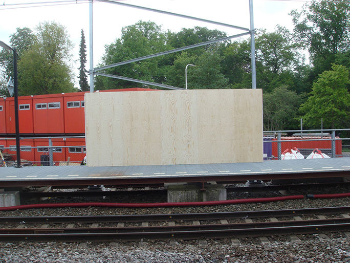 Betreten Verboten / Found Object / Schiedam