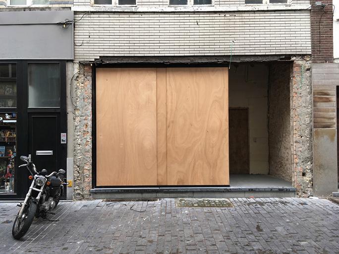 Betreten Verboten / Found Object / Amsterdam