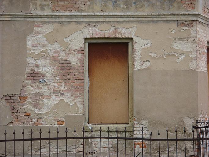 Betreten Verboten / Found Object / Dresden
