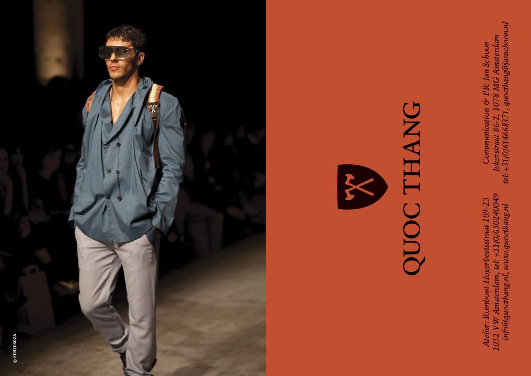 Quoc Thang / Studio / Website / 2015