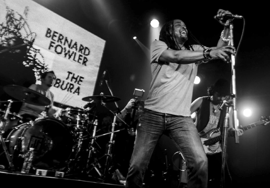Bernard Fowler / The Roxy Live / Buones Aires / 2015