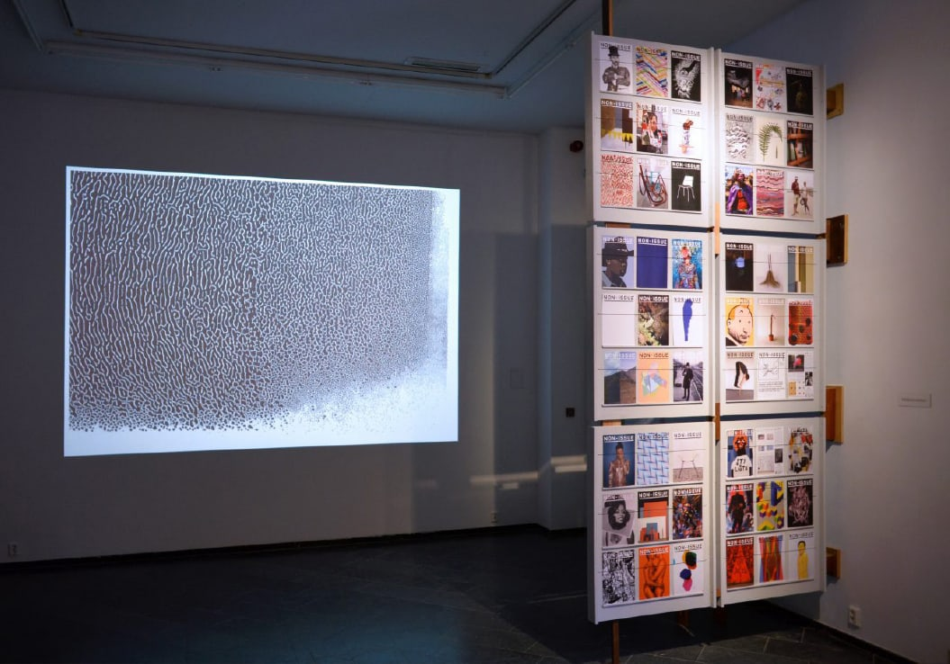 Self-publish or be damned / Tentoonstelling / Academiegalerie / Simon Groot Kormelink / Non-Issue / 2019