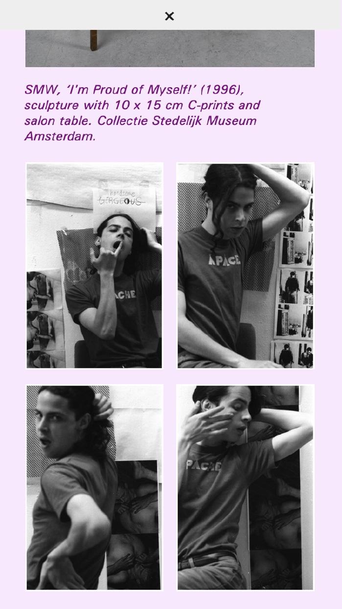 If I Can't Dance / Studio / Website / Mobile / Sands Murray-Wassink / 2020